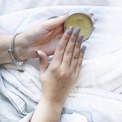 crème des mains vegan SIMKHA