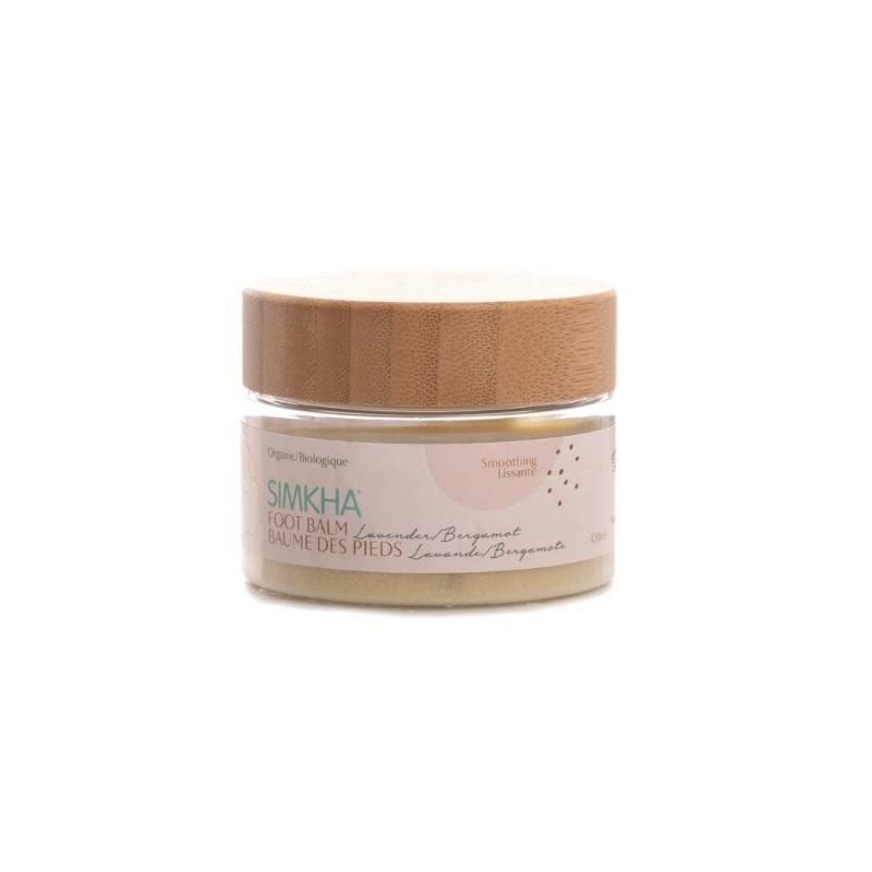 crème pour les pieds lavande bergamote
