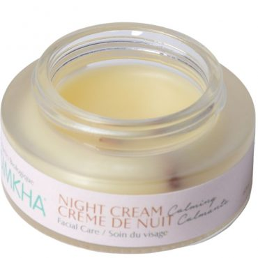 Open night cream