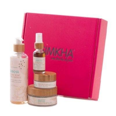 Kit de soin peau sèche
