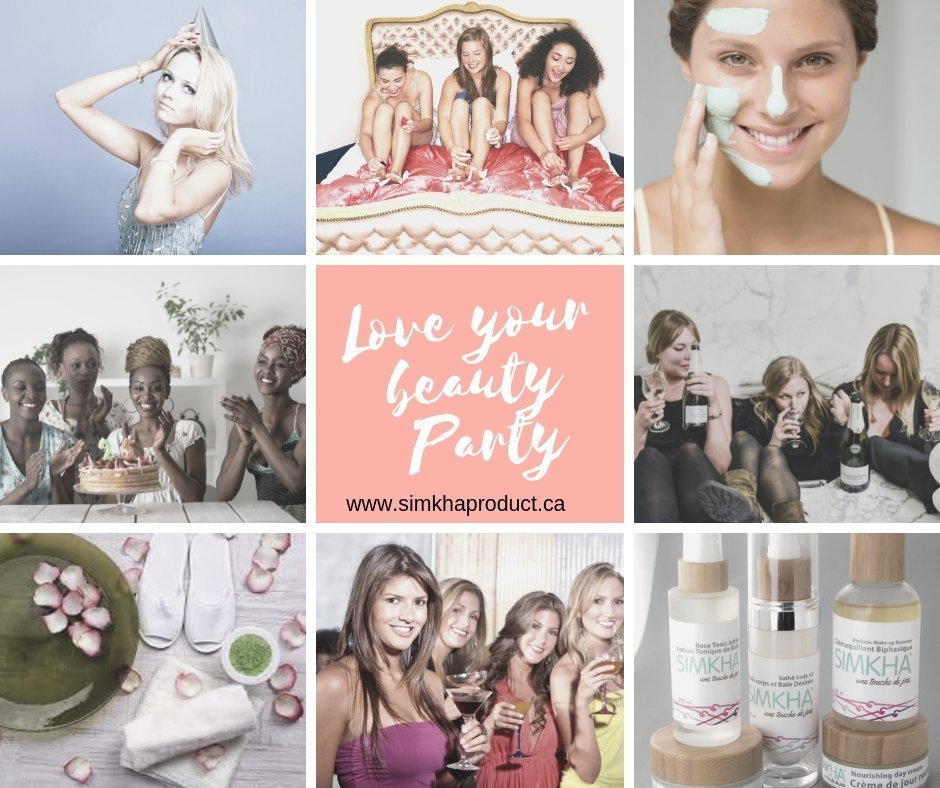 LOVE YOUR BEAUTY PARTY