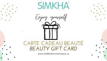 Gift Card Enjoy Yourself SIMKHA