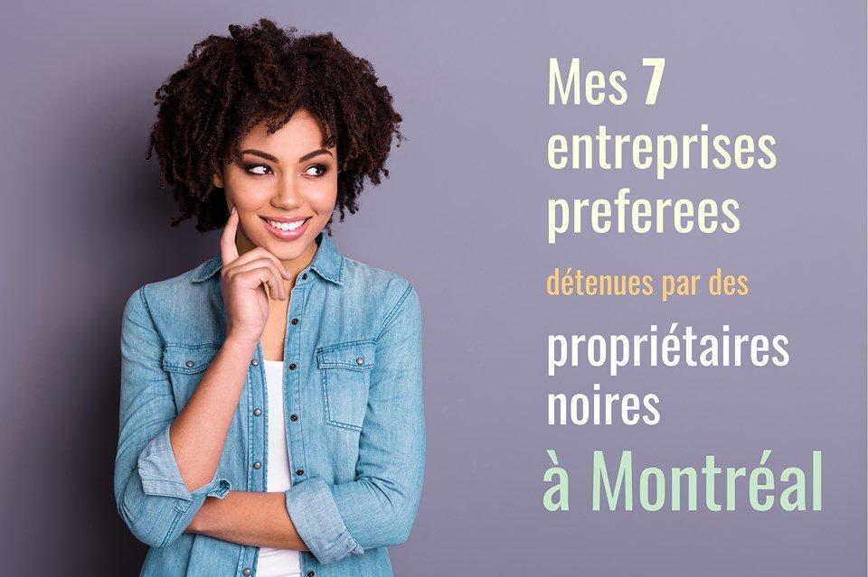 afro-entrepreneurs montréalais à découvrir