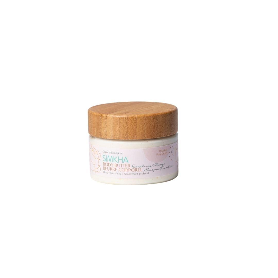 Beurre corporel mangue framboise