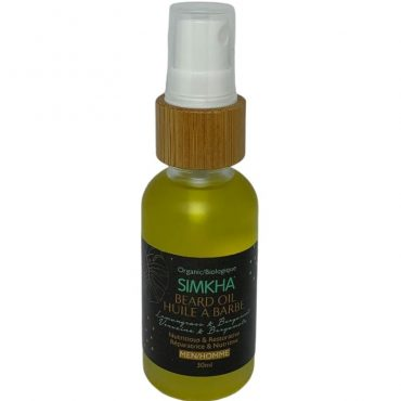 Lemongrass & Bergamot Beard oil