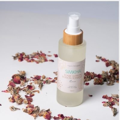 Tonic lotion with Rose water