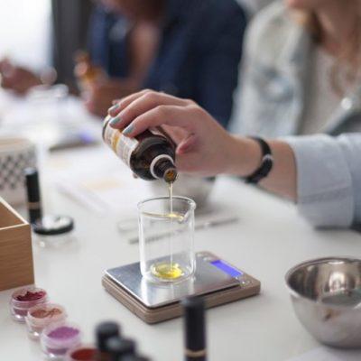 Atelier DIY Fabrication cosmétiques