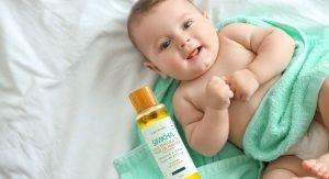 Bienfaits du massage chez l'enfant
