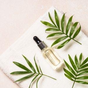 atelier de fabrication cosmétiques huile visage